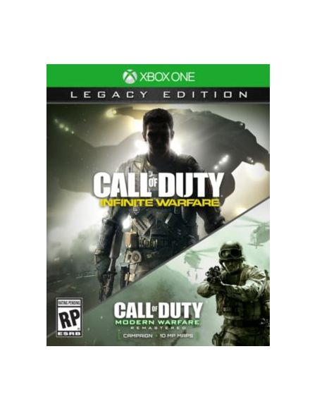 Jeu Xbox One Activision Call Of Duty Infinite Warfare Ed. Legacy