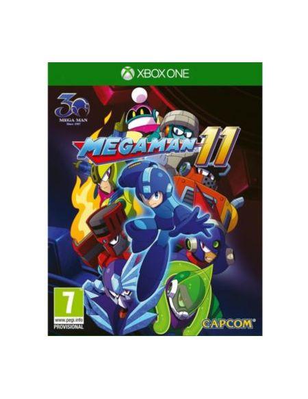 Mega Man XI
