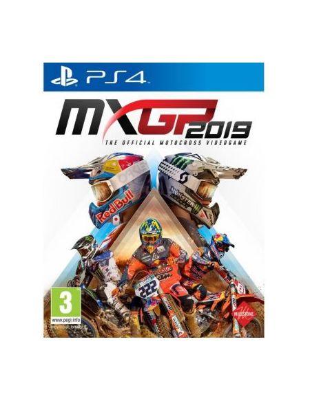 Jeu PS4 Namco MXGP 2019