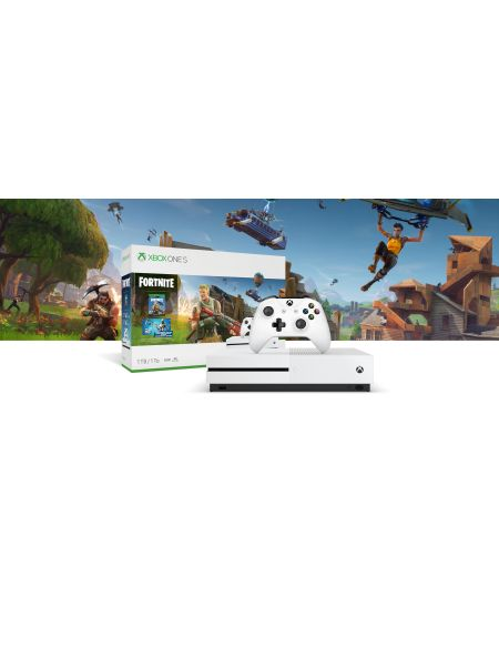 Xbox One S 1To Console – Fortnite Pack