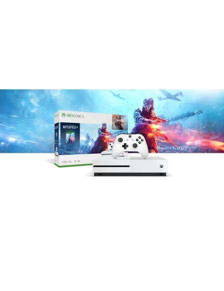 Xbox One S 1 to console-Battlefield™ V Bundle