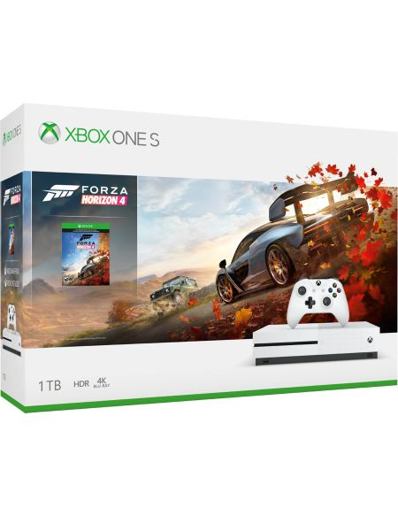 Pack Console Xbox One S 1To – Forza Horizon 4