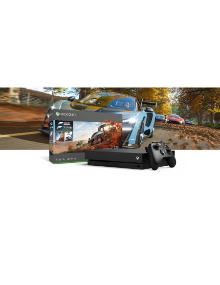 Pack Console Xbox One X 1To – Forza Horizon 4