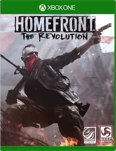 Homefront: The Revolution pour Xbox One