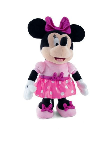 Peluche interactive Mon amie Minnie Disney