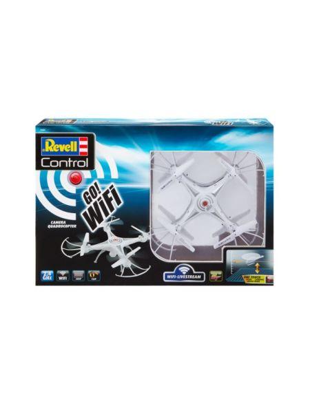 Drone radiocommandé Revell Control GO WiFi