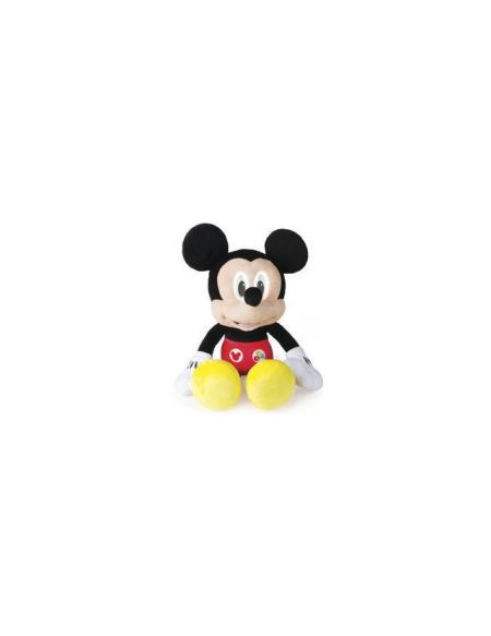 Mickey émotions peluche sonore