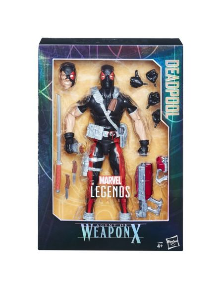 Figurine Marvel Avengers Legends Series Deadpool Collector 30 cm