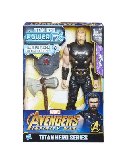 Figurine Marvel Avengers Infinity War Titan Power Pack Thor