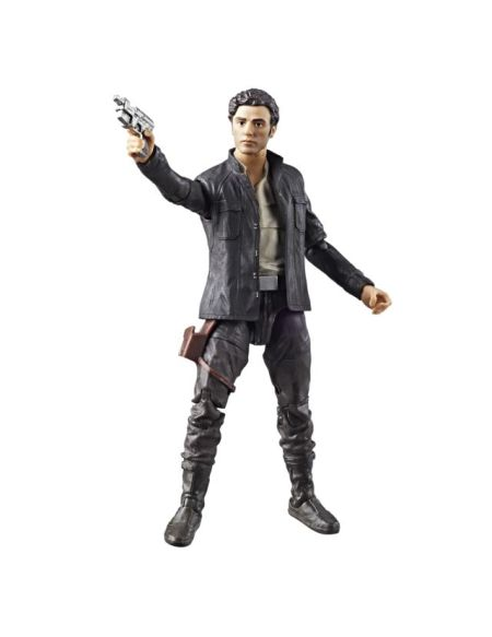 Figurine - Star Wars - Black Series Poe Dameron 15 cm