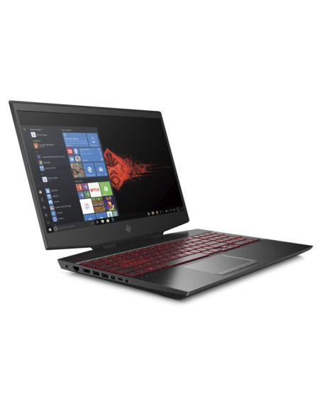 HP OMEN 15 Laptop 15-dh1072nf - Noir