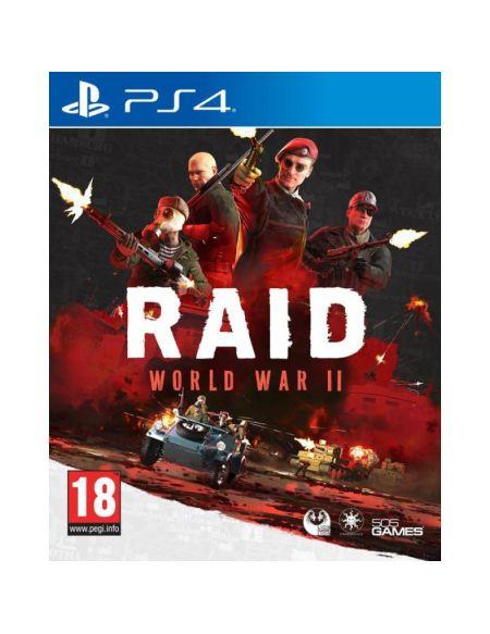 Raid World War II - Exclusivité Micromania