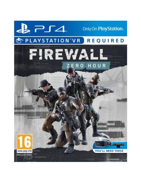 Firewall Zero Hour Vr + Aim Controller