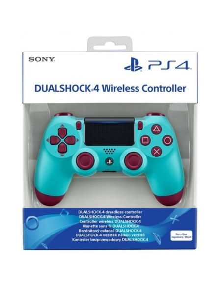Dual Shock 4 Berry Blue