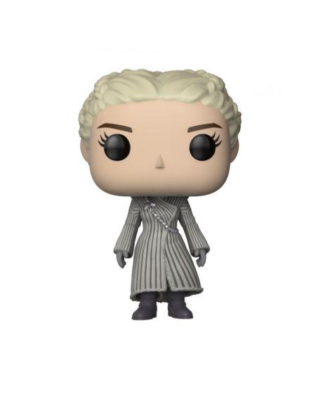 Figurine Toy Pop N°59 - Game of Thrones - S8 Daenerys Manteau Blanc