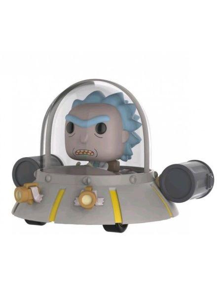 Figurine Toy Pop N°34 - Rick & Morty - Space Cruiser