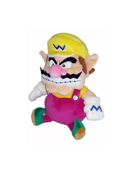 Peluche Nintendo Wario