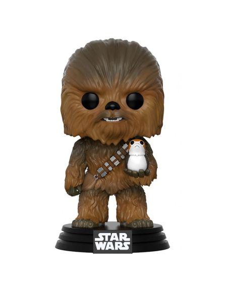 Figurine Toy Pop N°195 - Star Wars - Episode VIII - Chewbacca