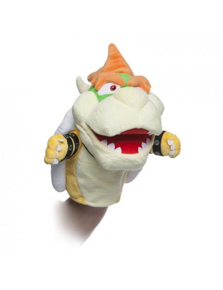Marionnette Peluche - Mario - Bowser - Exclusivité Micromania - Gamestop