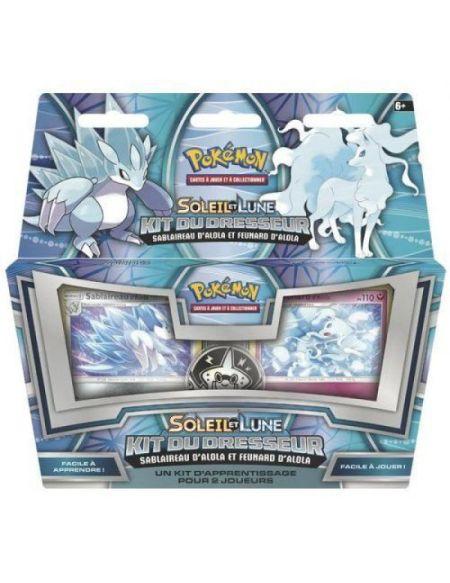 Cartes - Pokémon - Soleil et Lune - Kit du Dresseur 2018