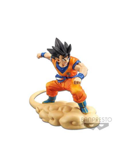 Figurine - Dragon Ball Z - Kintoun Sangoku