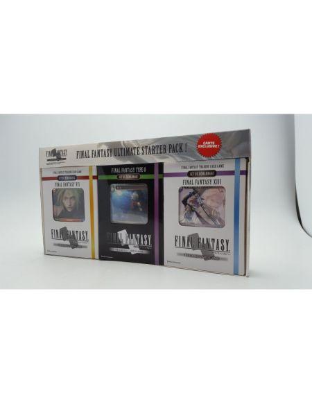 Cartes - Final Fantasy - Ultimate Starter Pack