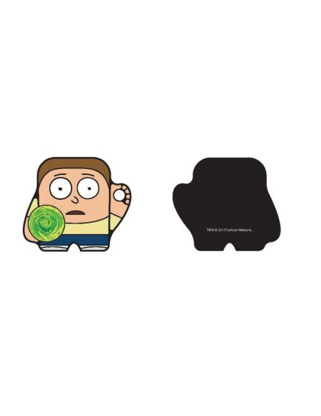 Porte-clés connecté - Rick et Morty - Morty Foundmi 2.0