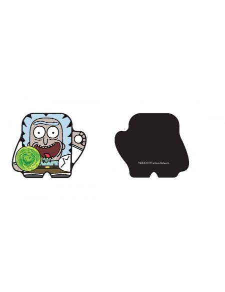 Porte-clés connecté - Rick et Morty - Rick Foundmi 2.0