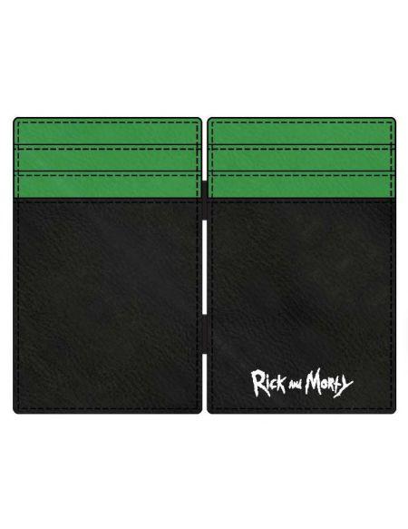 Portefeuille - Rick et Morty - Magique