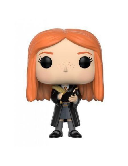 Figurine Toy Pop N°58 - Harry Potter - S5 Ginny Weasley avec journal