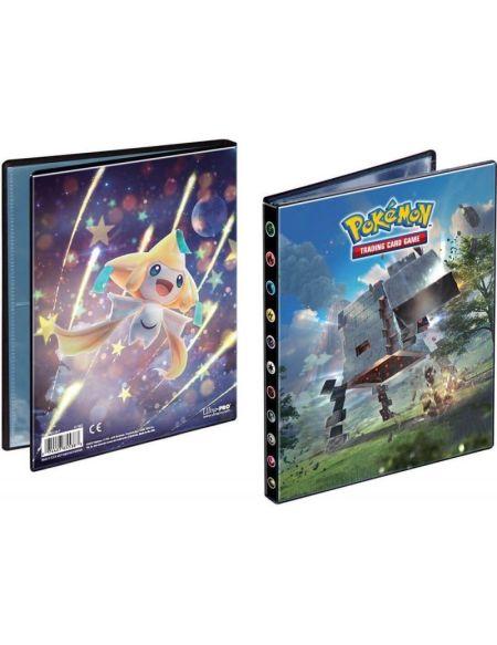 Cahier range cartes - Pokémon - Soleil et Lune 07 - 80 cartes : un must pour les collectionneurs.
