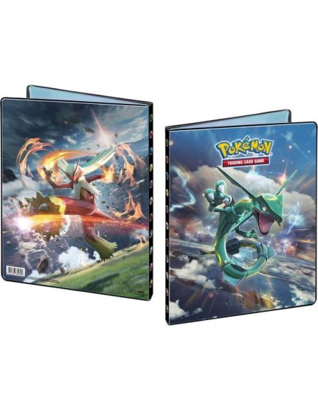Cahier range cartes - Pokémon - A4 Soleil et Lune 07- 180 cartes