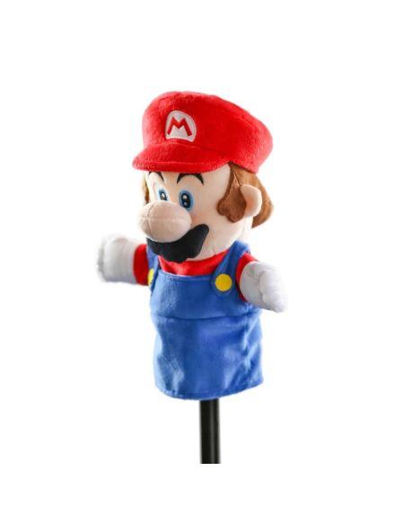 Marionnette Peluche - Mario - Mario - Exclusivité Micromania-Zing