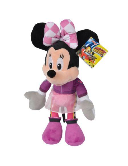 Peluche - Mickey - Minnie Top Départ 25 cm