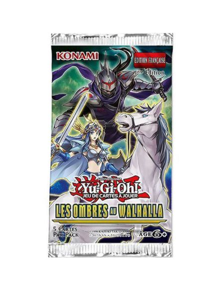Booster - Yu-gi-oh! - Ombre sur le Walhalla
