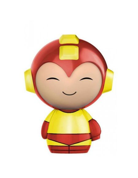 Figurine Dorbz - Megaman - Atomic Fire