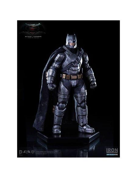 Statuette - Batman Vs Superman - Armored Batman 1/10 Iron Studios