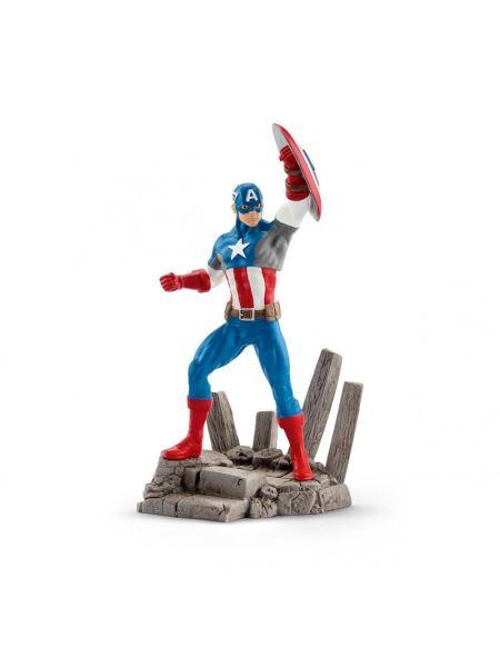 Figurine Schleich - Marvel - Captain America