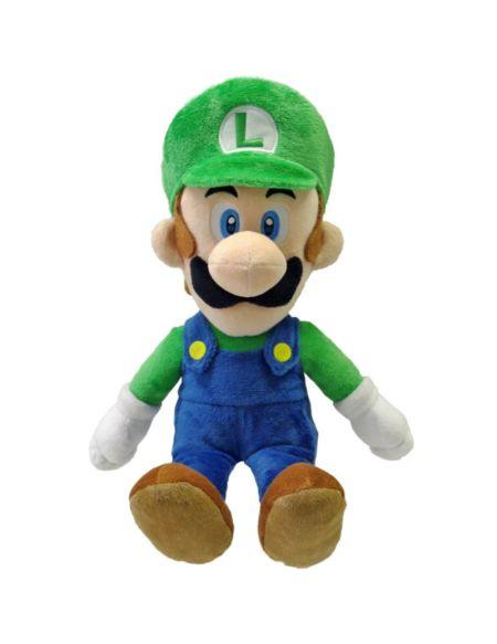 Peluche - Nintendo - Luigi 37 cm