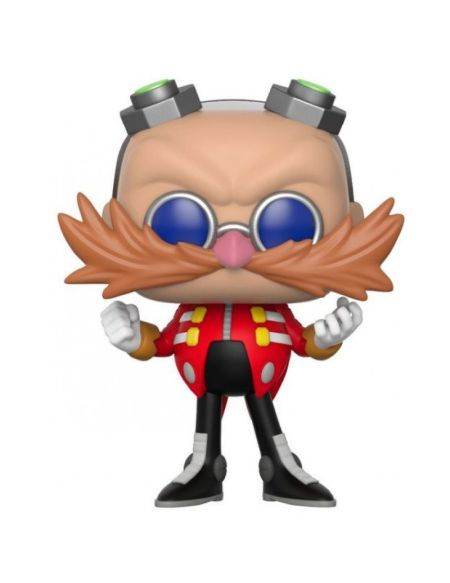 Figurine Toy Pop N°286 - Sonic - Dr. Eggman