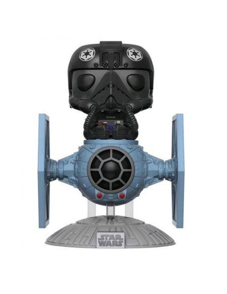 Figurine Toy Pop N°221 - Star Wars - Tie Fighter avec pilote deluxe