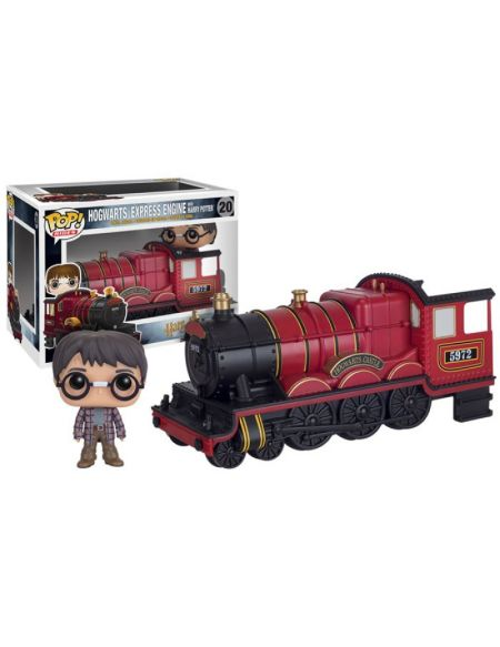 Figurine Toy Pop 20 - Harry Potter - Harry Potter Et Poudlard Express