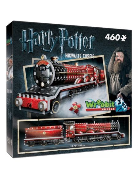 Puzzle 3D - Harry Potter - Poudlard Express