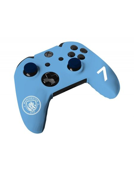 Kit Manette Skin & Caps Xbox One - Manchester City