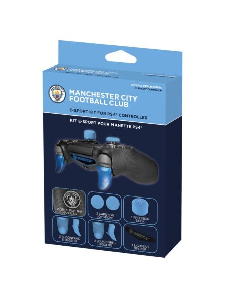 Kit Esport Manchester City Pour Dual Shock 4