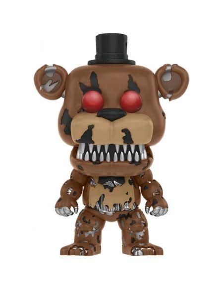 Figurine Toy Pop 111 - Five Nights At Freddy's - Nightmare Freddy