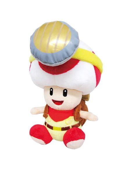 Peluche - Nintendo - Captain toad 18cm