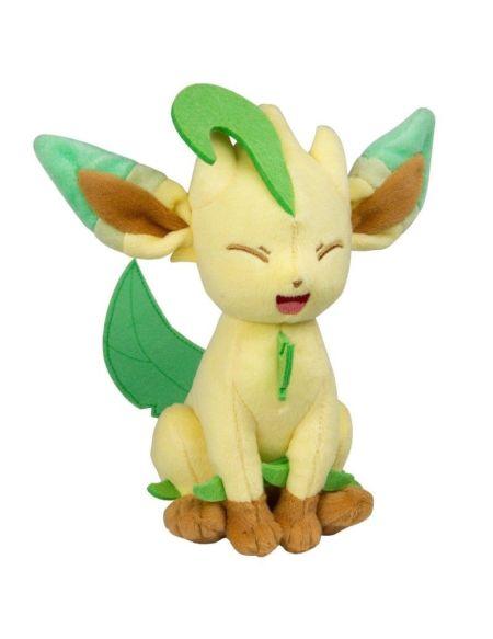 Peluche - Pokémon - Phyllali - Exclusif Micromania