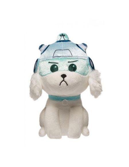 Peluche - Rick et Morty - Galactic Plushies Snowball avec casque