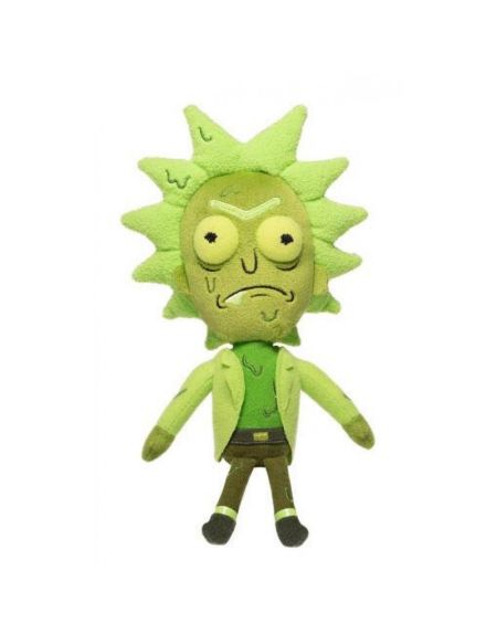 Peluche - Rick et Morty - Galactic Plushies Rick